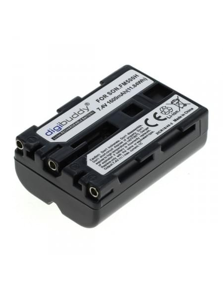 Akku, Ersatzakku ersetzt Sony NP-FM500H Li-Ion