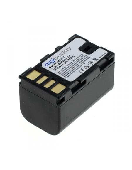 CE zertifiziert Akku, Ersatzakku ersetzt JVC VF-815 Li-Ion