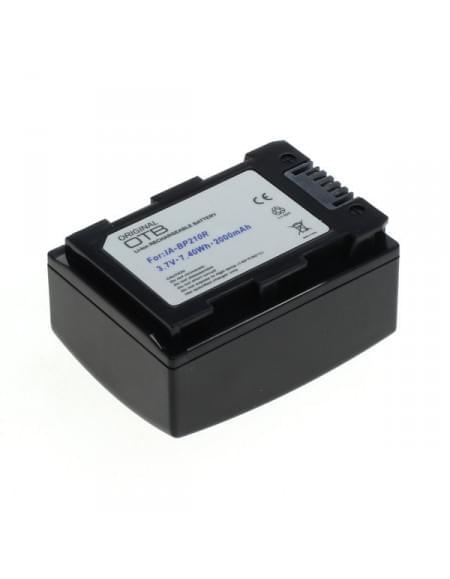 CE zertifiziert Akku, Ersatzakku ersetzt Samsung IA-BP210R Li-Ion