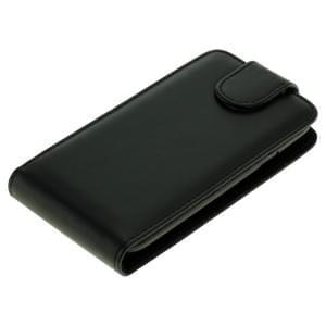 Ledertasche PU Leder für Samsung Galaxy S III i9300 Flipcase schwarz