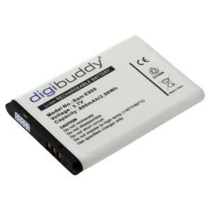 Ersatzakku AB463446BU für Samsung E900 / X150 / X200 / X300 Li-Ion