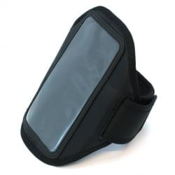 Armband für Apple iPhone 5S / Samsung Galaxy S4 / Galaxy S5 schwarz
