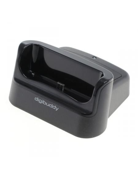 USB Dockingstation für Samsung Galaxy S II I9100 Duo-Lader schwarz