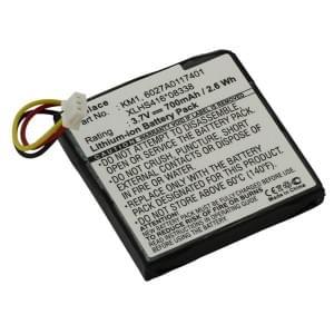 Ersatzakku für TomTom Via 120 / Via 125 Li-Ion