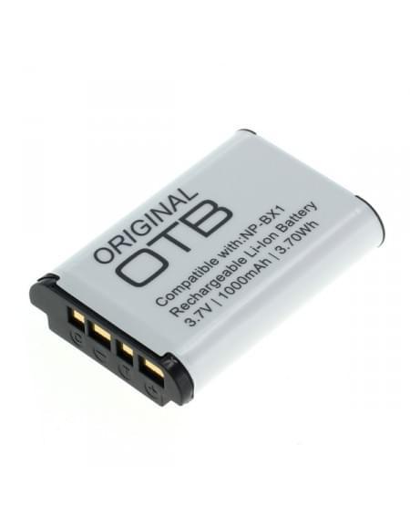 CE zertifiziert Akku, Ersatzakku ersetzt Sony NP-BX1 Li-Ion