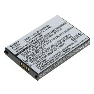 Ersatzakku für Asus MyPal A626 / A686 / A696 SBP-09 Li-Ion
