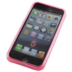 Silikon Case / Schutzhülle für Apple iPhone 5 / iPhone 5S pink