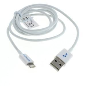 USB Sync- & Ladekabel für Apple iPhone / iPad - für Geräte mit Lightning Connector