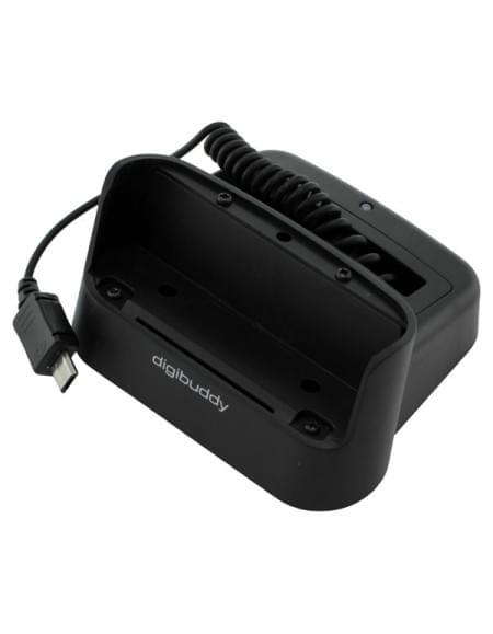 USB Dockingstation 1203 - Universal Basis Single - schwarz