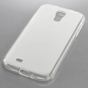 Silikon Case / Schutzhülle für Samsung Galaxy S4 i9500 / i9505 transparent