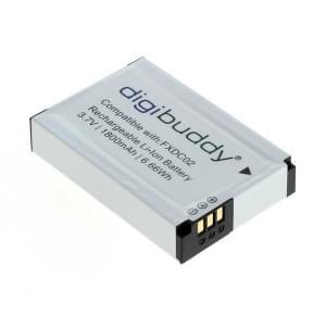 Ersatzakku für Drift FXDC02 für Drift HD Ghost Li-Ion