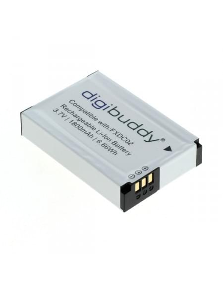 Akku, Ersatzakku für Drift FXDC02 für Drift HD Ghost Li-Ion