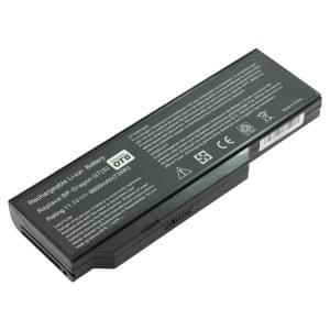 Ersatzakku für Medion MIM2070 / MIM2240 Li-Ion schwarz