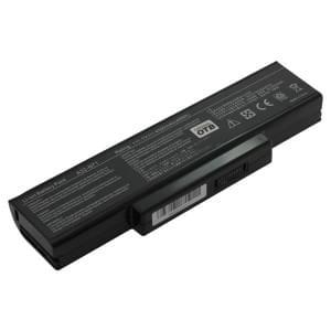 Ersatzakku für Asus K72 / K73 / N71 / N73 / X72 / X77 Li-Ion schwarz