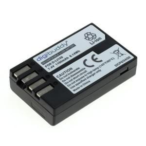 Ersatzakku ersetzt Pentax D-Li109 Li-Ion