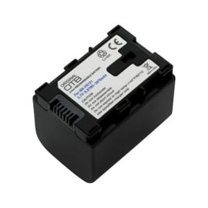 Ersatzakku ersetzt JVC BN-VG121 Li-Ion