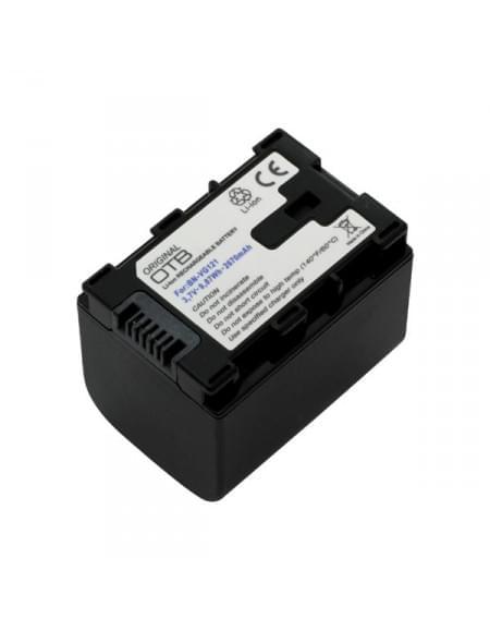CE zertifiziert Akku, Ersatzakku ersetzt JVC BN-VG121 Li-Ion