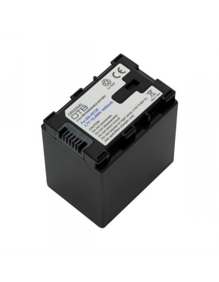 Akku, Ersatzakku ersetzt JVC BN-VG138 Li-Ion