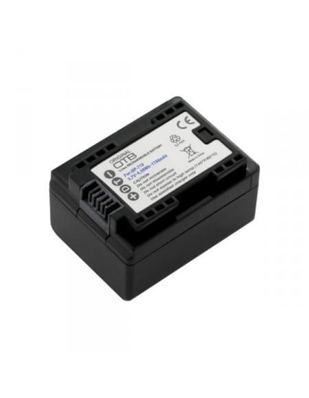 CE zertifiziert Akku, Ersatzakku ersetzt Canon BP-718 Li-Ion