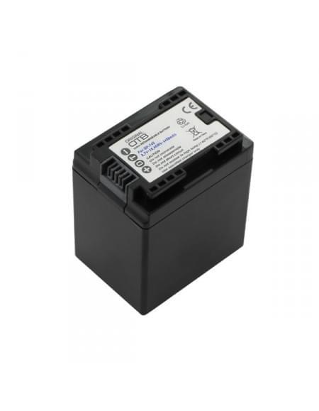 CE zertifiziert Akku, Ersatzakku ersetzt Canon BP-745 Li-Ion