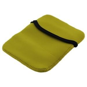 Tasche Neopren für Tablets bis 6,0 Zoll gelb