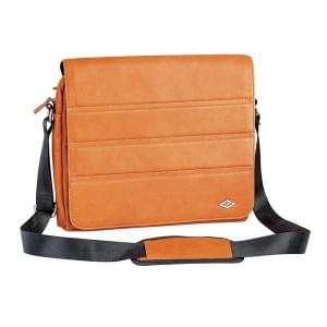 WEDO GoFashion Pro Crossover-Tasche für Tablet-, Netbook- und Ultrabook - Querformat orange