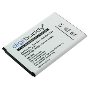 Ersatzakku für Samsung Galaxy Note 3 GT-N9005 Li-Ion