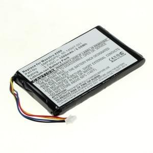 Ersatzakku für Magellan Maestro 4000 / 4350 / 4370 / Medion Gopal P5430 / P5435 Li-Ion