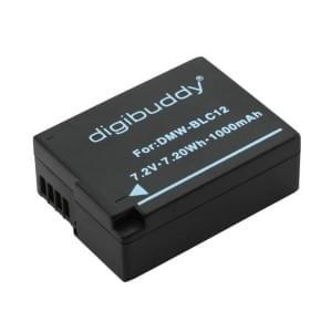 Ersatzakku ersetzt Panasonic DMW-BLC12 Li-Ion