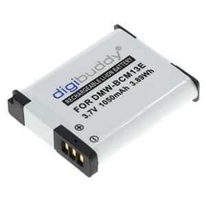 Ersatzakku ersetzt Panasonic DMW-BCM13 Li-Ion
