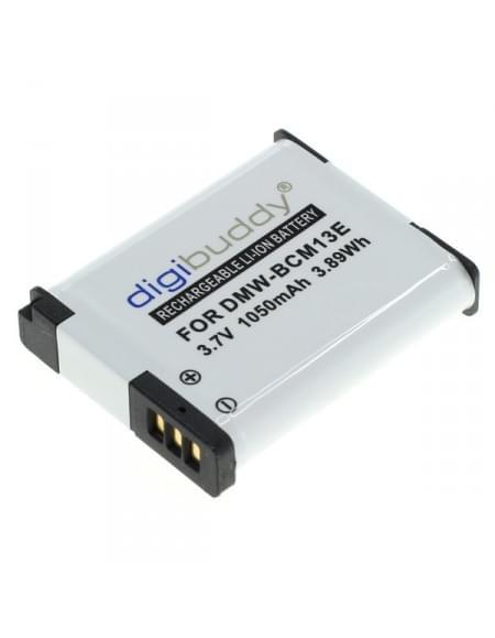 Akku, Ersatzakku ersetzt Panasonic DMW-BCM13 Li-Ion