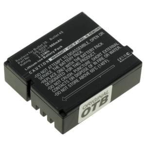 Ersatzakku für Rollei DS-SD20 Li-Ion