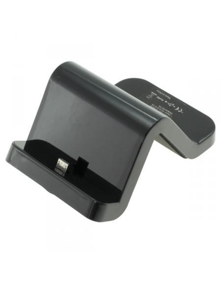 USB Dockingstation für HTC-Micro-USB-Stecker variabler Connector portrait Wave