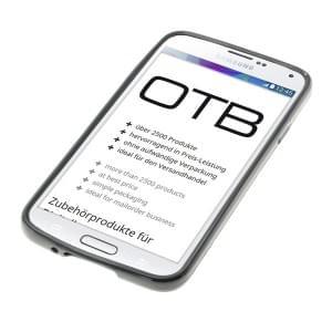 Silikon Case / Schutzhülle für Samsung Galaxy S5 SM-G900 schwarz