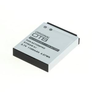 Ersatzakku für Actionpro X7 / Isaw A1 / A2Ace / A3 / Extreme Li-Ion