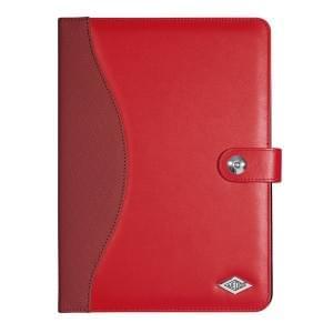 WEDO Trend Set-Case A5 mit Universalhalter 9-10 Zoll rot