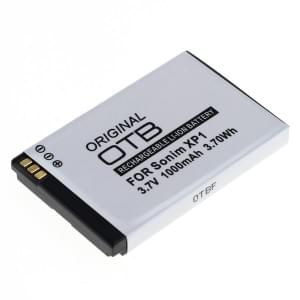 Ersatzakku XP1-0001100 für Sonim XP1 / XP1 BT / XP3 Enduro Li-Ion