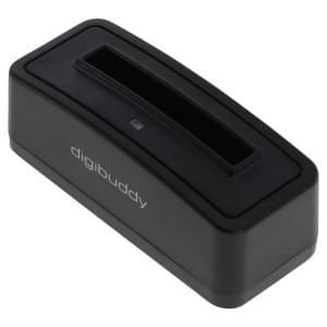Akkuladestation für Samsung EB-BG900BBC - schwarz