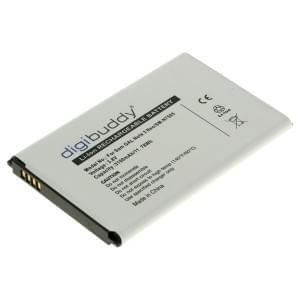 Ersatzakku EB-BN750BBE für Samsung Galaxy Note 3 Neo SM-N7505 Li-Ion