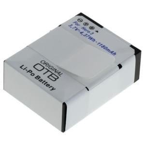 Ersatzakku für GoPro Hero3 / Hero3+ Li-Polymer