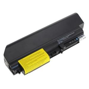 Ersatzakku für Lenovo ThinkPad T61 / R61 14.1 widescreen Li-Ion 6600mAh