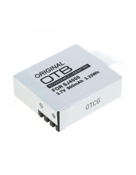 Akku, Ersatzakku für QUMOX Actioncam SJ4000 Li-Ion