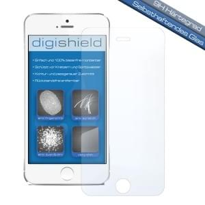 Displayschutz Glas für Apple iPhone 5 / 5S / SE