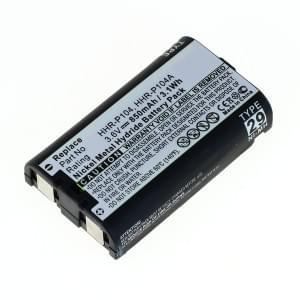 Ersatzakku für Panasonic HHR-P104 NiMH