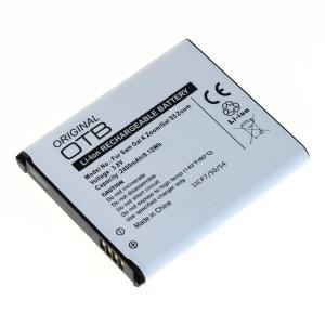 Ersatzakku EB-BC115BBE für Samsung Galaxy K Zoom / Galaxy S5 Zoom / C1116 / C1158