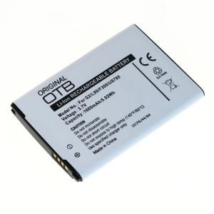 Ersatzakku BL-54SG für LG G2 / L90 / F300 / F320 / F260 / SU870 / US780 Li-Ion