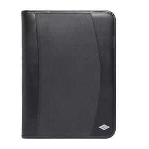WEDO Tablet-Organizer ELEGANCE für A4-Formate mit Universalhalter - schwarz