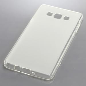 Silikon Case / Schutzhülle für Samsung Galaxy A7 SM-A700 transparent