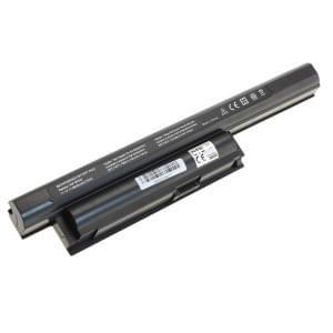Ersatzakku für Sony Vaio VGP-BPL22 / VGP-BPS22 6600mAh schwarz
