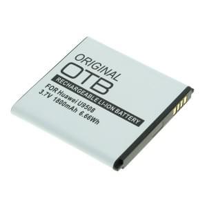 Ersatzakku HB5R1V für Huawei U9508 / Honor 2 Li-Ion